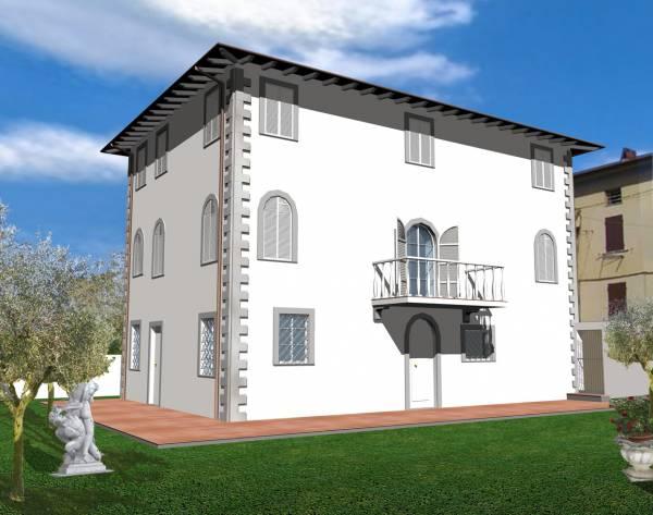 affitto estivo villa Forte dei Marmi